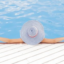 Trattamento acque nella piscine
