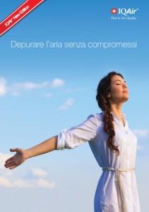 IQAir Depurare l'aria senza compromessi