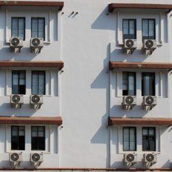 Disinfezione hotel-canalizzazione dell'aria