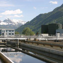 Impianto potabilizzazione acque